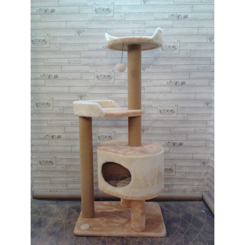 Мини-комплекс для всех пород кошек