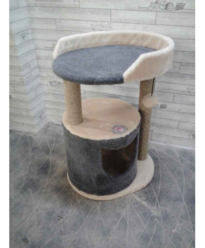 Дом лежанка для кошек АРТ-224