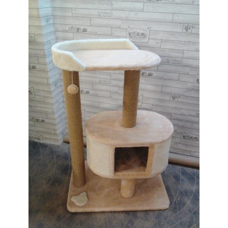 Мини-комплекс для крупных и средних пород кошек