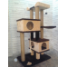 Домики для больших кошек с гамаком и лежанкой
