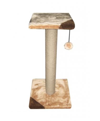 Когтеточка-столб для кошек (Арт-701)