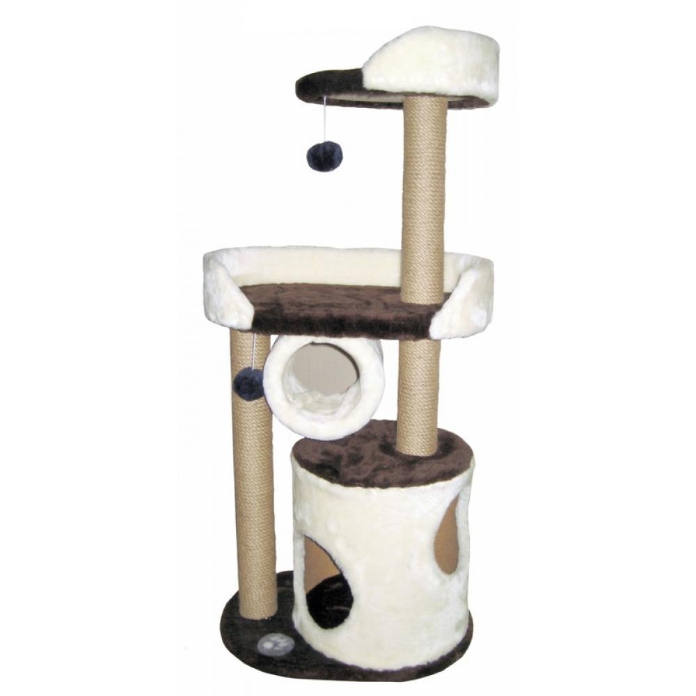 Мини-комплекс для кошек, домик+лежанка