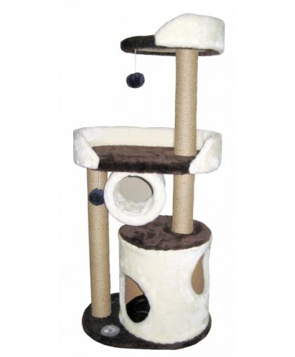 Мини-комплекс для кошек, домик+лежанка (Арт-108)