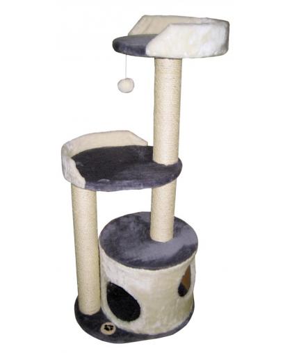 Домик для кошек с лежанкой высота 130см (арт 1516)