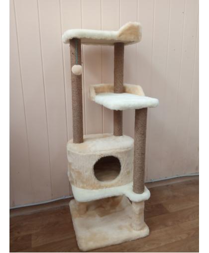 (Арт-214) Игровой многоярусный комплекс для кошки