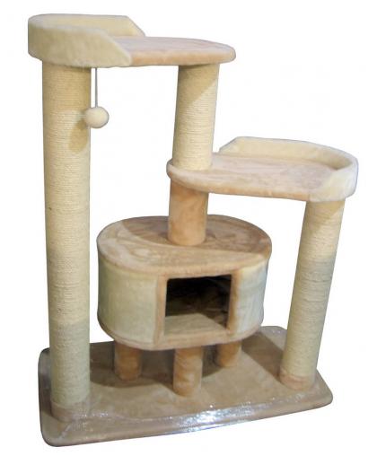 Комплекс для крупных и средних пород кошек (Кот-130)