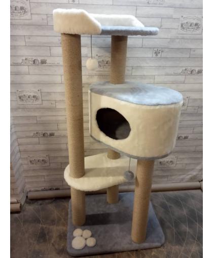 Многоуровневый комплекс для кошек всех пород АРТ- 201.