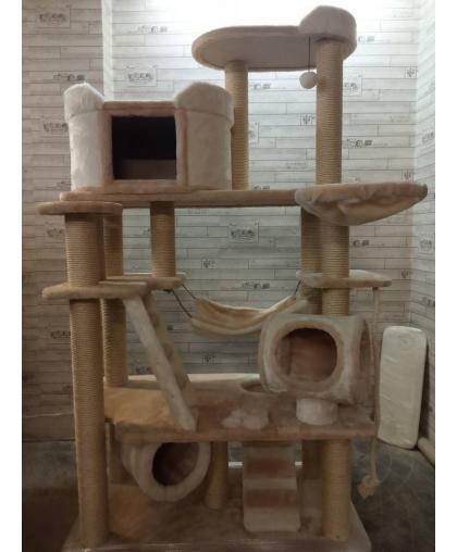 Вилла для кошки - 2 высотой 186 см (Арт-99)