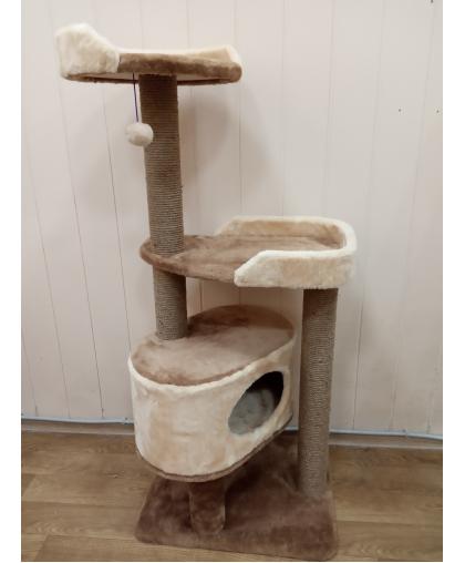 Дом для кошек с полками (Арт-206)