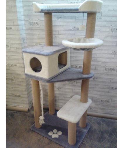 Игровой комплекс для кошек всех пород с уровнями (Арт-160)