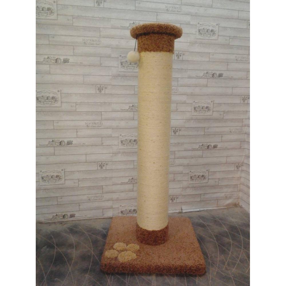 Столб-когтеточка диаметром 15 см